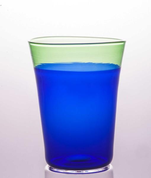 POP - Blu/Fascia Verde