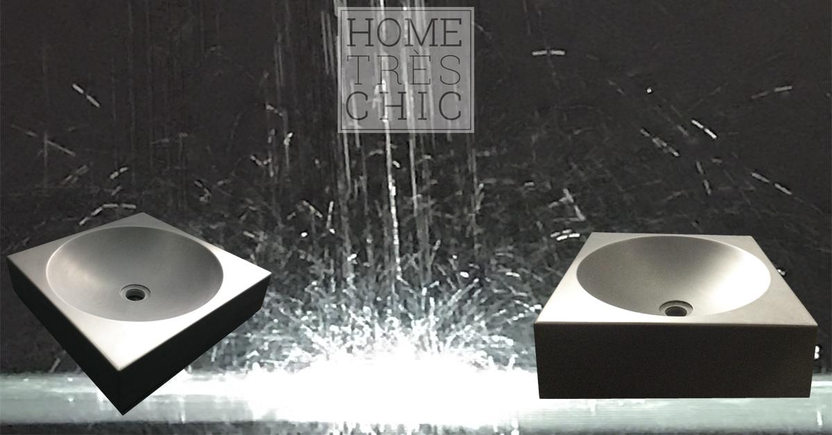 Piano Bagno In Ardesia : Lavabi in ardesia da madrid a casa vostra hometrèschic