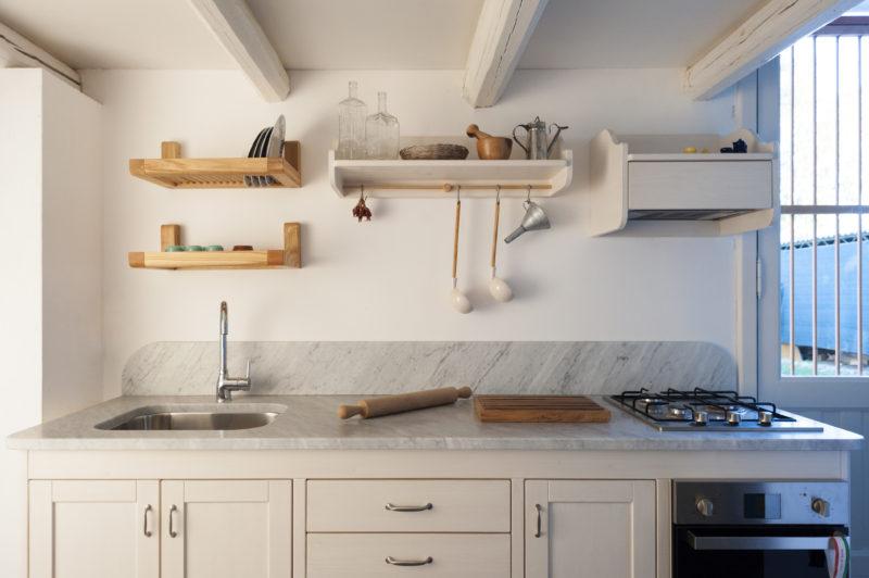 Piano della cucina di design di Hometrèschic