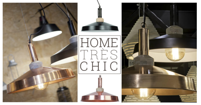 Soluzioni per l'illuminazione d'interni di Hometreschic
