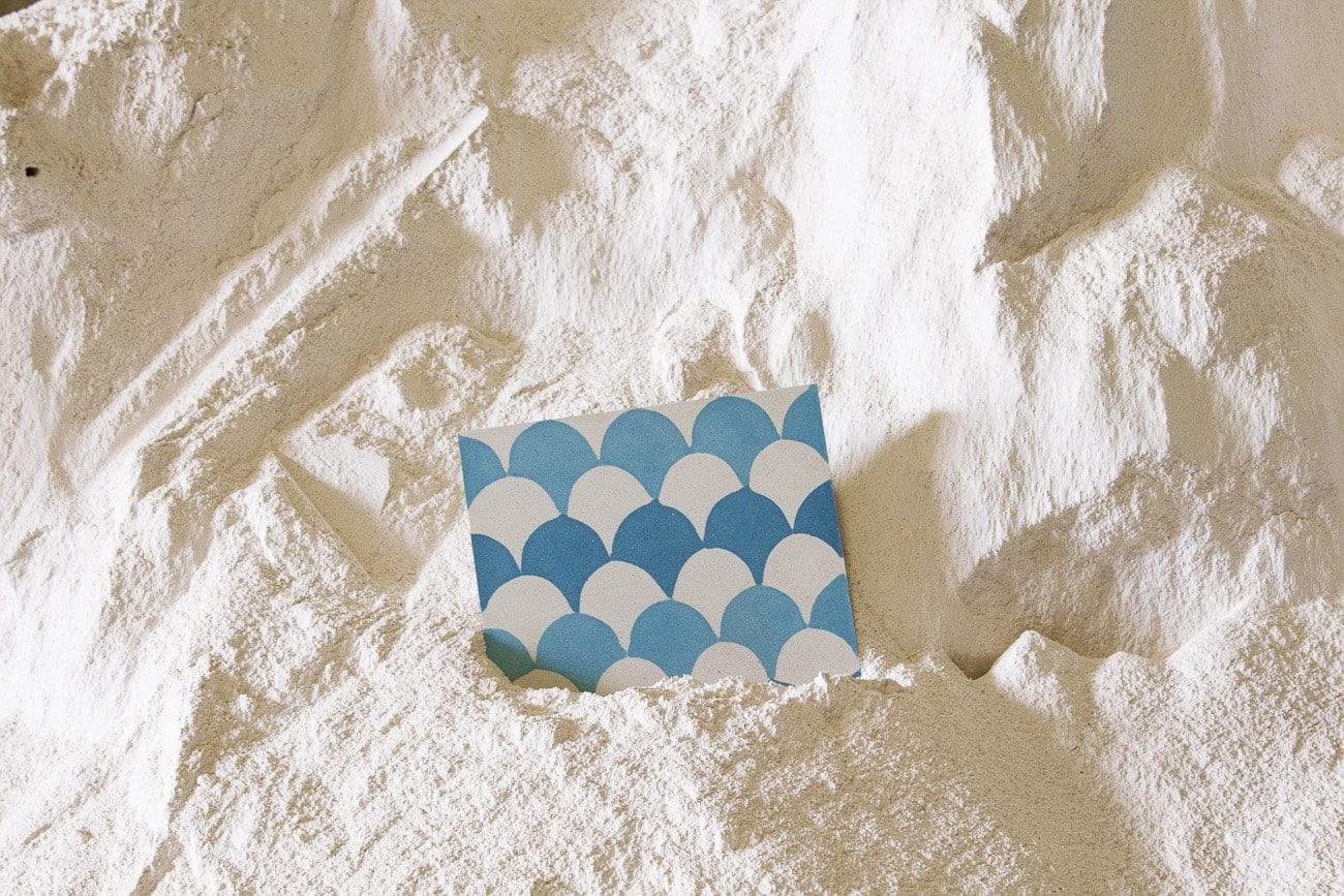 Le piastrelle cementine di Hometrèschic