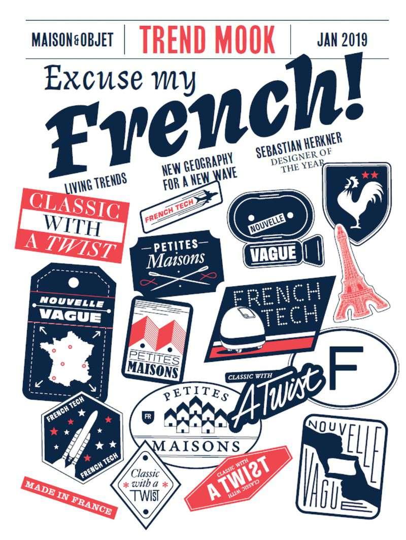 Il manifesto excuse my french della maison&object