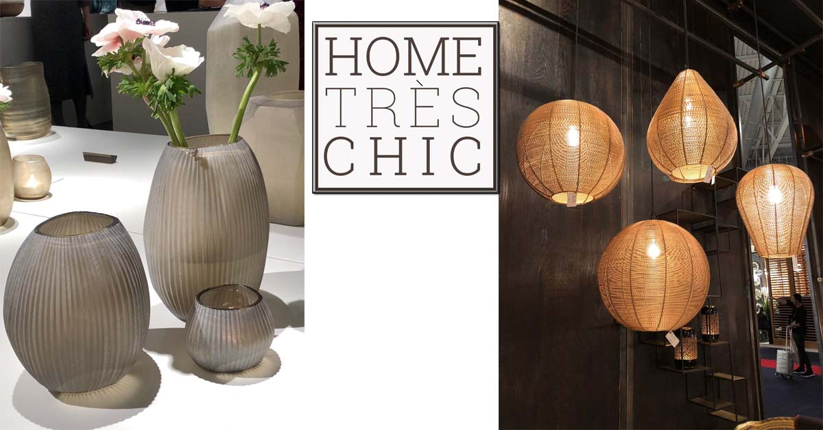 La fiera maison&object seguita da Hometrèschic