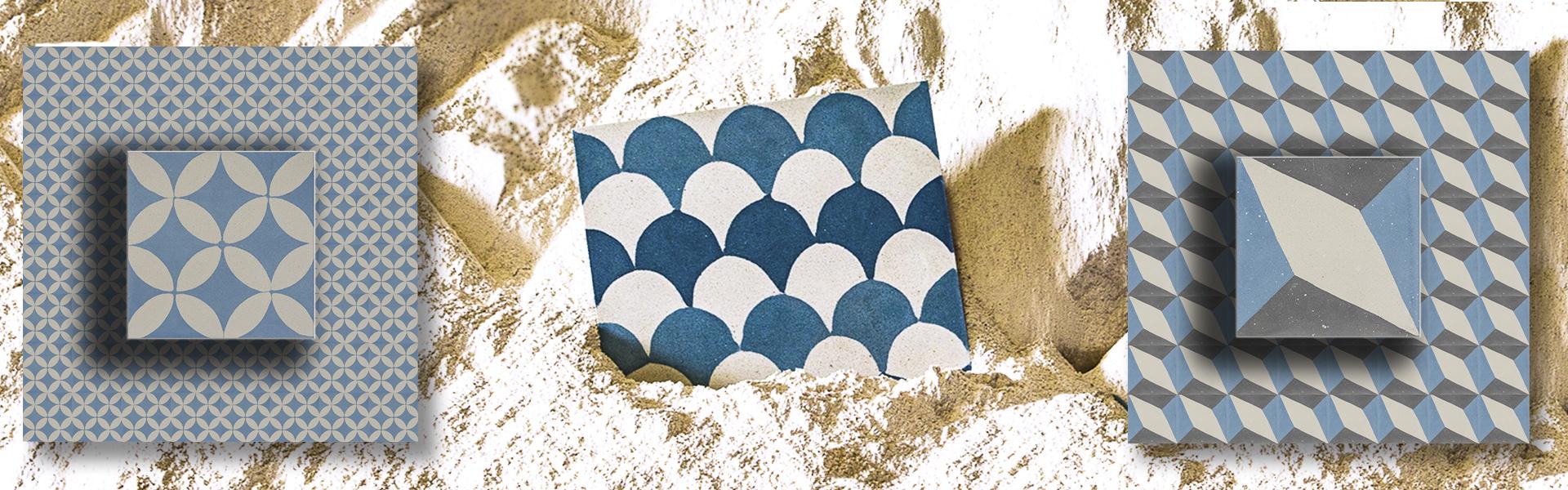 Piastrelle cementine online di Hometrèschic