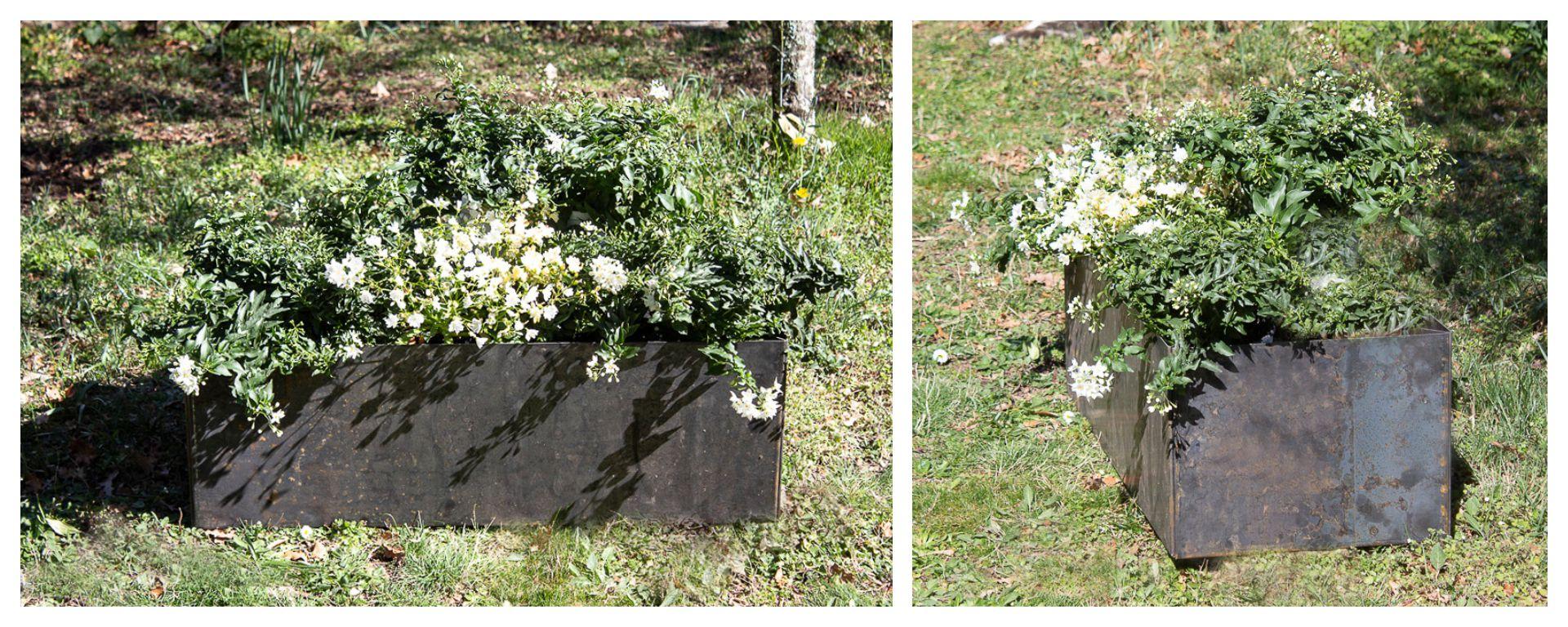 La fioriera modulare di Hometrèschic