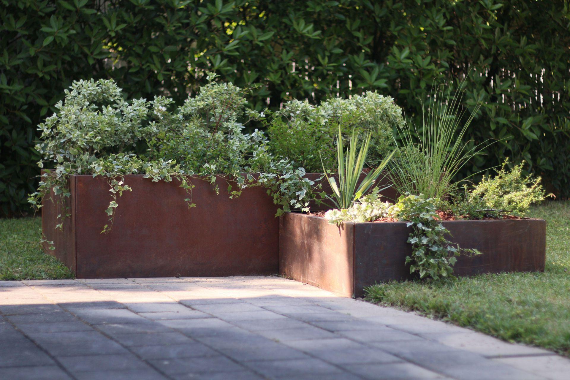 La fioriera per l'orto di giardino di Hometrèschic