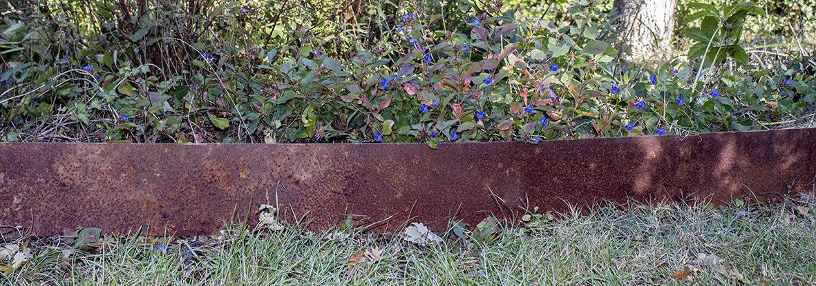 L'aiuola del giardino ristrutturato da hometrèschic