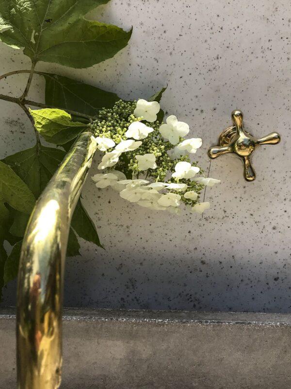 I rubinetti in ottone scelti da Hometrèschic